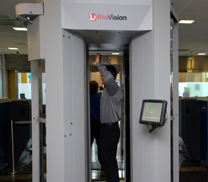 Radiation doctor says TSA naked body scanners can cause cancer