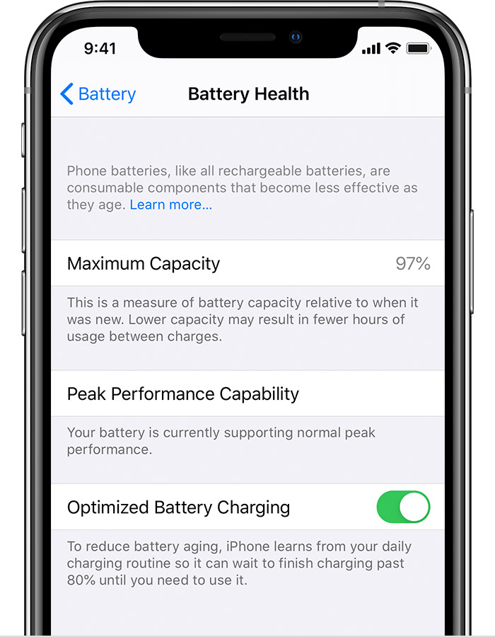 iPhone Optimized Battery Charging Does Not Work UNLESS…